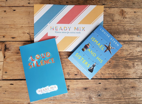So, what's a Heady Mix subscription book box?