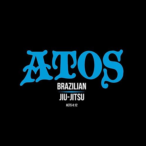 Atos Jiu-Jitsu Official Patch