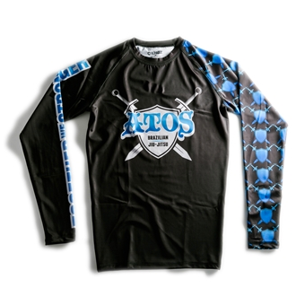 Atos Classic Long Sleeved Rash Guard
