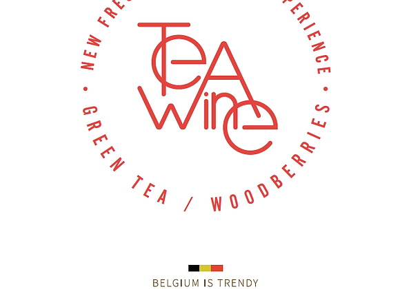 TeaWine Green tea Woodberries