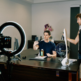 The Influencers - Behind the Scenes