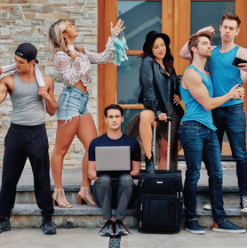 The Influencers - Cast Photo