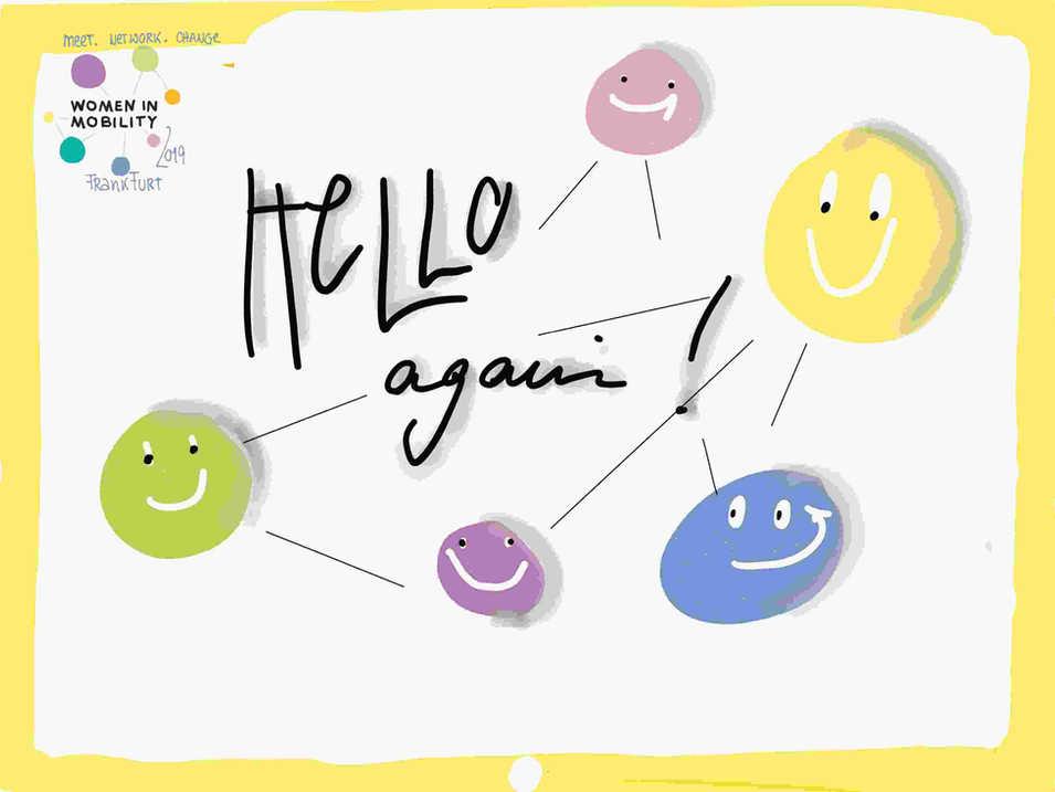 WiMsummit Hello again