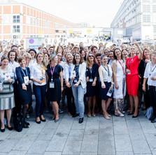 Women in Mobility Gruppenfoto