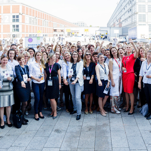 Women in Mobility Gruppenfoto