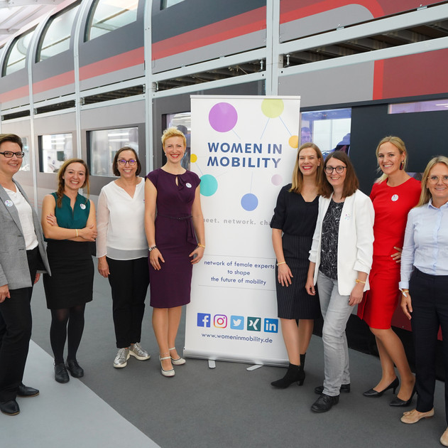 Women in Mobility Team