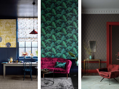 Cole & Son - Wallpapers & Fabrics Launch