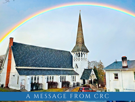 Clarkstown Reformed Church — Response to COVID-19