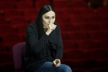 """Анжелика Холина: """"Живу по принципу """"здесь и сейчас"""""""