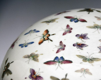 100 бабочек Гуансю