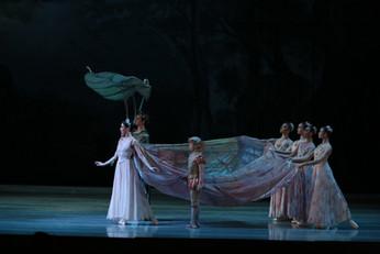 """""""Сон в летнюю ночь"""". Чарующая сказка Шекспира и Баланчина."""