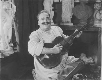 Мексиканская песня в исполнении Энрико Карузо