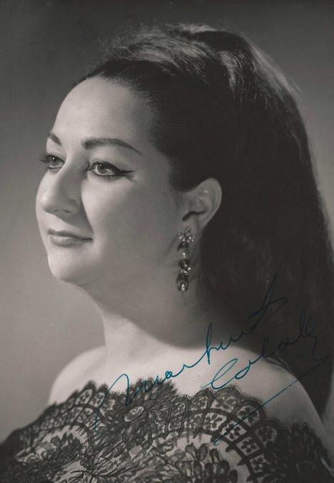 Buon compleanno, La Divina Montserrat Caballe!