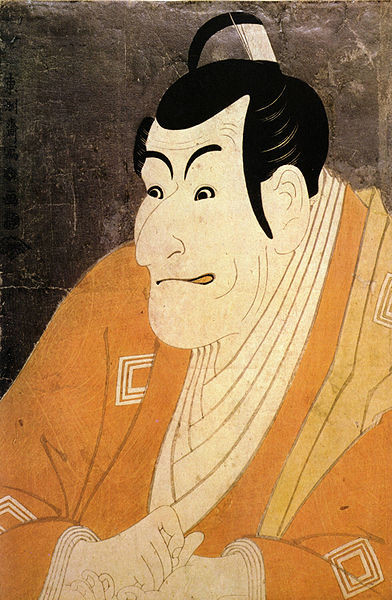Укиё-э Тосюсая Сяраку