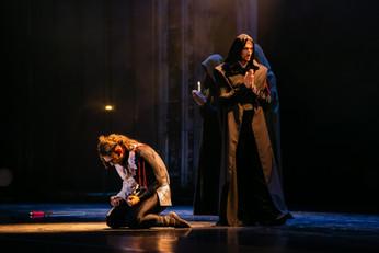 """Спартак или вампир? Иван Васильев представил балет """"Дракула. Начало"""""""