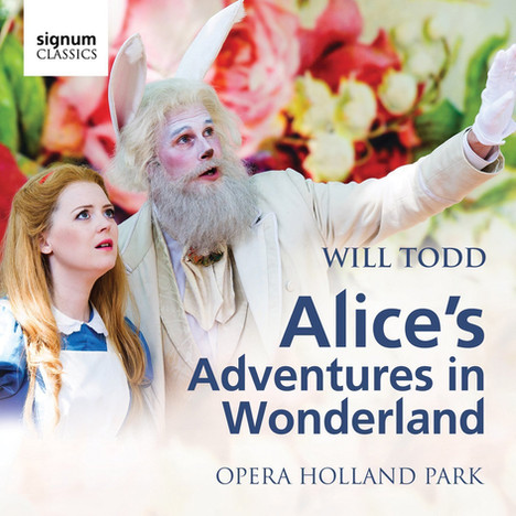 "Уилл Тодд ""Приключения Алисы в Стране Чудес"""