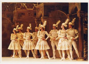 Смешение чувств и стилей в Triple Bill Королевского балета