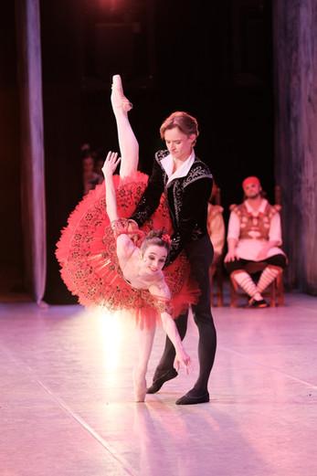 """Яркая кремлевская осень: """"Дон Кихот"""" на VII Международном фестивале балета в Кремле"""
