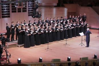 Закрытие VI Рождественского фестиваля духовной музыки