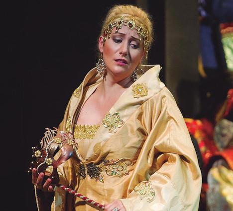"""Сайоа Эрнандес: """"Если бы я не была певицей, я бы сделалась оперным режиссером"""""""
