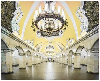 Московское метро: эпоха под землёй