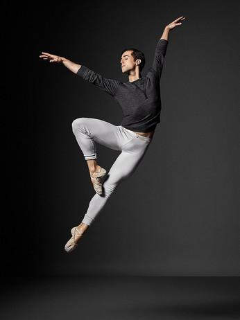 Джастин Пэк: лучший молодой хореограф США