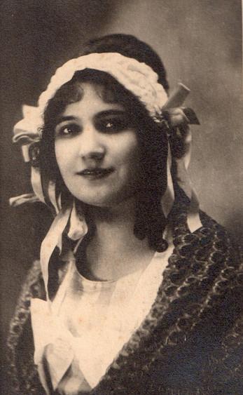 Забытые гении веризма: Зита Фумагалли-Рива