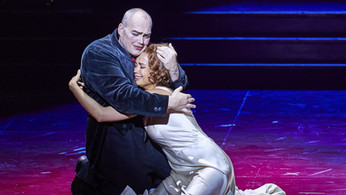 Звезды Метрополитен Опера в Берлине