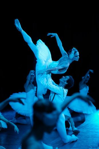 Два спектакля VII-го Международного фестиваля балета в Кремле