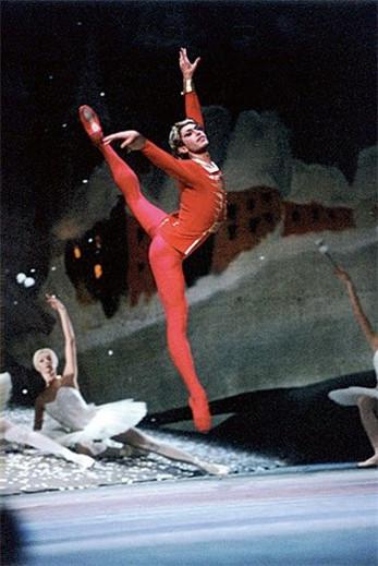 Николай Цискаридзе. Бог танца.