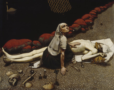 Мама и сын. Симфония №3 Хенрика Гурецкого.