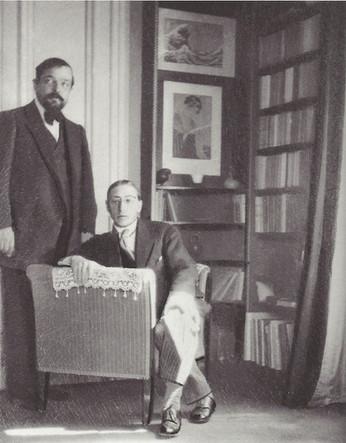 Дебюсси и Стравинский