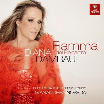 Diana Damrau - Fiamma Del Belcanto (Warner Classics, 2015)