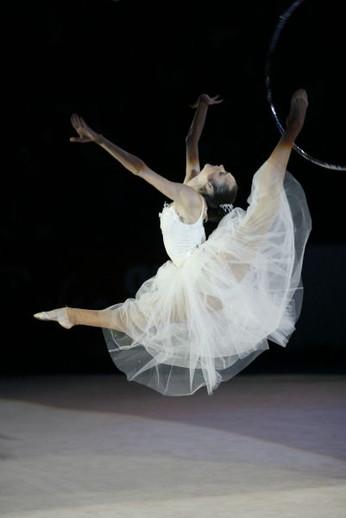 О гимнастике в балете
