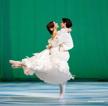 Английская хореография в Мариинском театре: наследие ХХ века и движение сегодняшнего дня