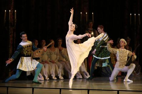 Олеся Новикова — прима зрительских сердец