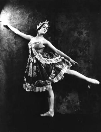"""Энтони Тюдор: """"Балерина совершенна"""""""