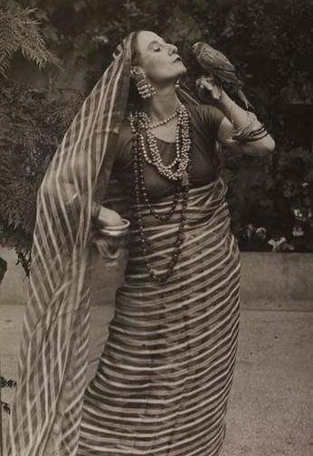 Индийские танцы Анны Павловой