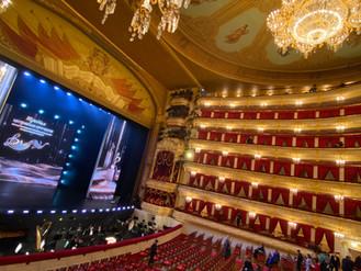 В Большом театре прошла церемония вручения премии BraVo