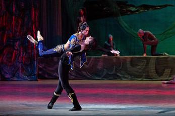 Восточные сказки и закрытие фестиваля балета