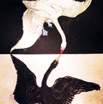 Фантазии лебедя