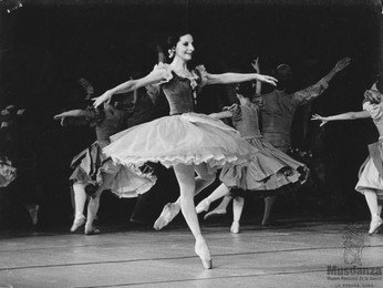 Yolanda Correa's memories of Alicia Alonso
