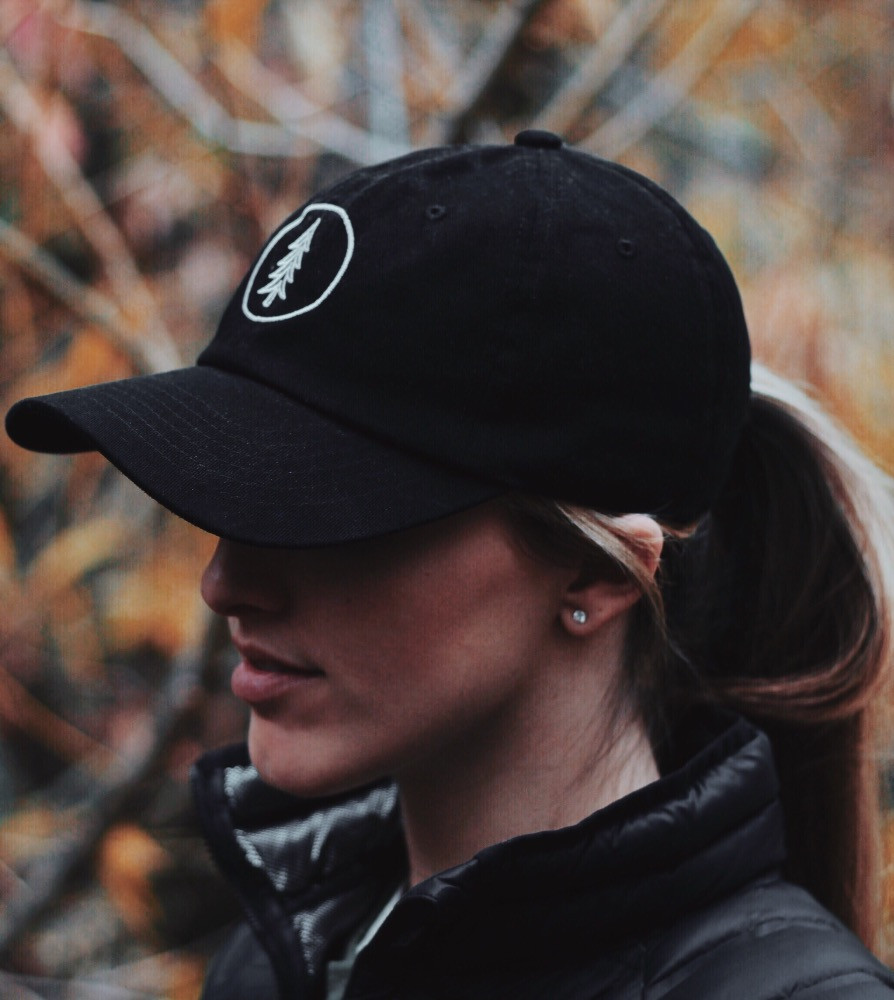 Tree Hat - Black