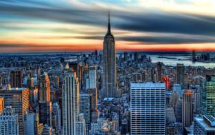 Топ - 25 самых высоких небоскрёбов в мире