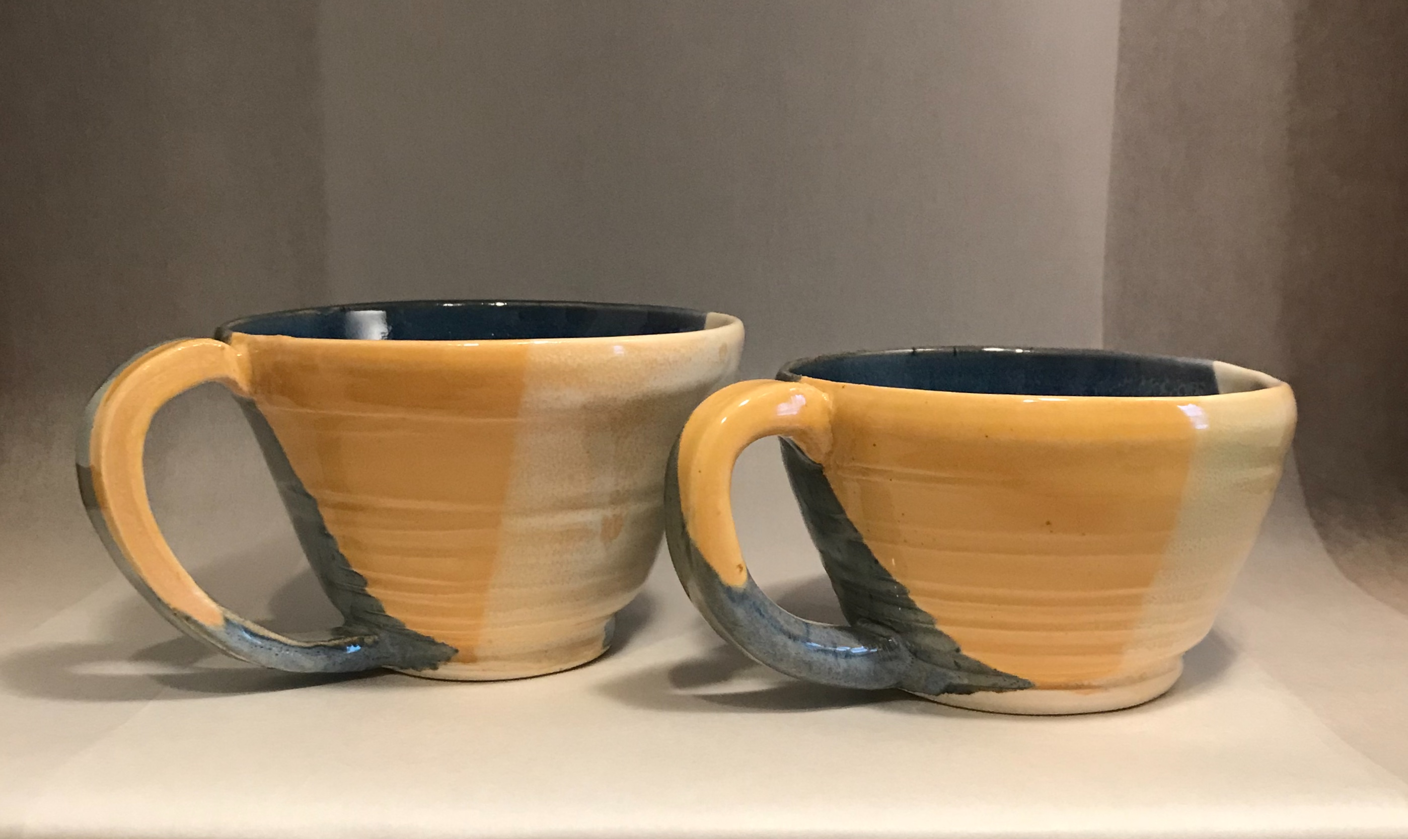 Small/med mug set