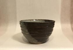 Small swirled bowl