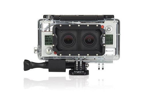 Custodia GoPro 3D Dual HERO System