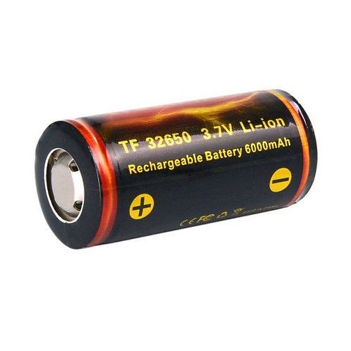 Batteria 32650 Torcione 3,7volt Ricarcabile ioni di litio