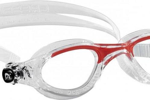 Occhialino Cressi Flash silicone Trasparente