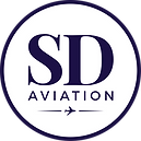 Logo SD AVIATION_rond blanc.png